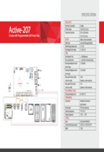 active-207-specifications